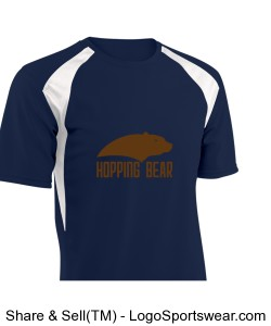 HoppingBear Athletic Shirts Design Zoom